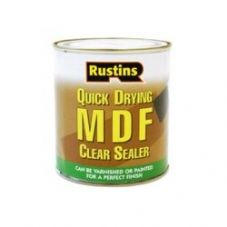 Rustins Quick Drying MDF Clear Sealer - 250ml